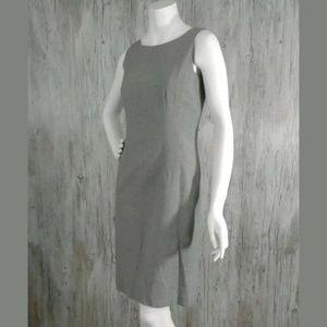 Ann Taylor Womens Dress 2 Sleeveless Slit In Back